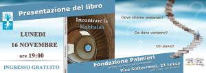 presentazione libro 16 novembre