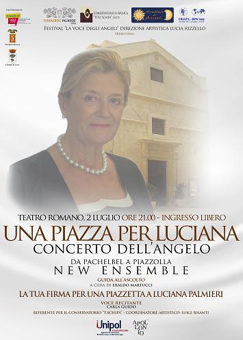 Una piazza per Luciana